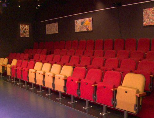 Theater Posa geïnterviewd voor Omroep Flevoland